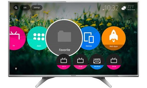 Tivi led 4k Panasonic TH-49DX650V 49 inch Smart TV