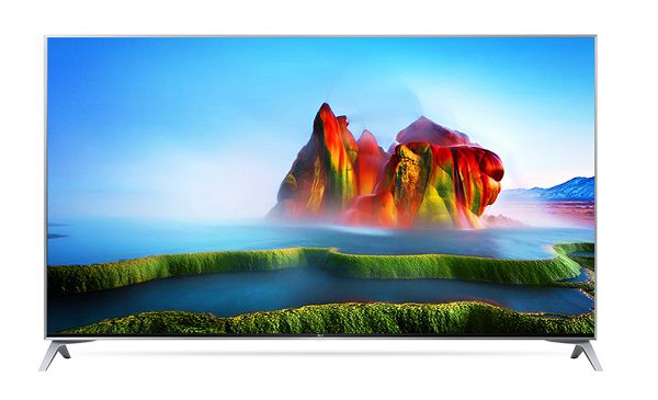 Tivi Led Super UHD LG 55SJ800T Smart TV Active HDR
