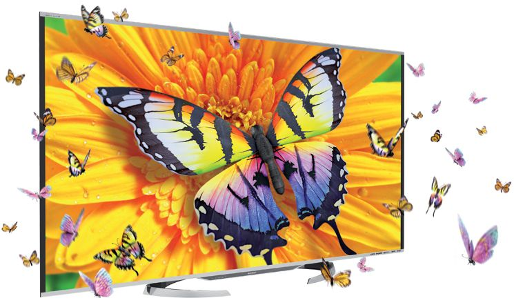 Tivi led 3D Sharp 60LE960X full HD
