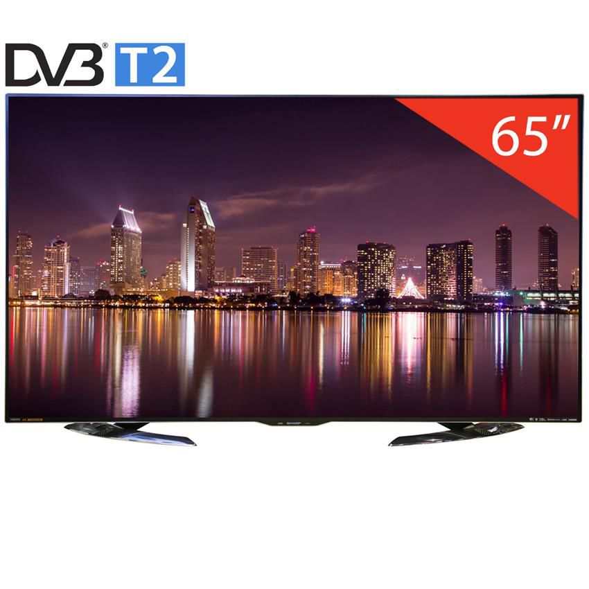 Tivi led 4k Sharp LC-65UE630X Smart TV 65 inch