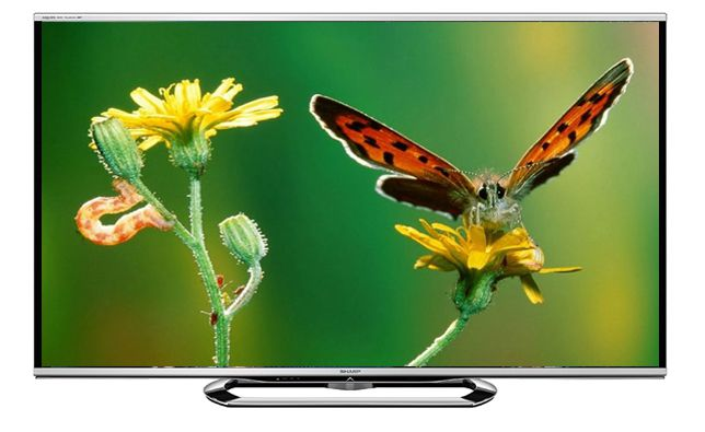 Tivi led 3d Sharp 90LE760X full HD