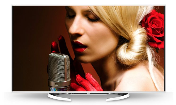 Tivi led 3D Sharp LC-70LE960X 70 inch Full HD